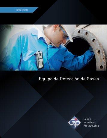 Detección de Gases - Grupo Industrial Philadelphia. GIP Seguridad ...