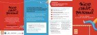 Dépliant sur le Microcrédit pour le Département de Seine- Maritime