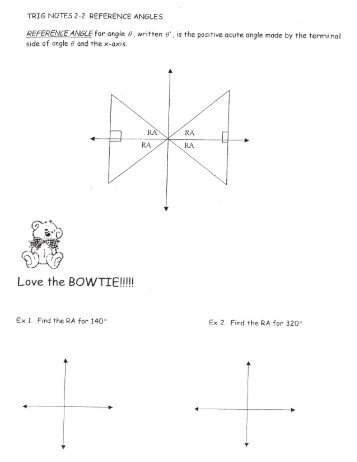 Printables Coterminal Angles Worksheet coterminal angles worksheet abitlikethis worksheet