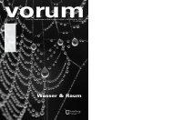 Wasser & Raum - Vorarlberg