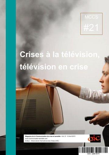 Télécharger - Magazine de la communication de crise et sensible