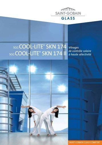SGG COOL-LITE SKN 174, SGG COOL-LITE SKN 174 II