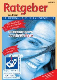 10% - St. Georg Apotheke