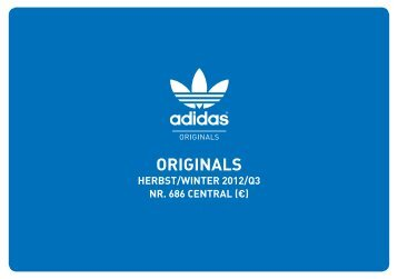 Segmentierung der adidas Originals Kollektion - Sport Shop ...
