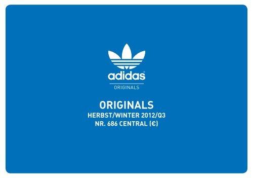 94c53b47db Segmentierung der adidas Originals Kollektion - Sport Shop .