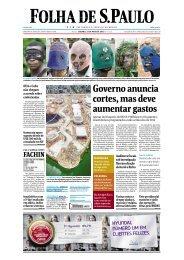 Folha de São Paulo 23/05