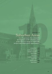 chapter 10: suburban areas - Cork City Council