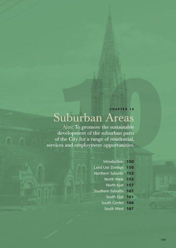 chapter 10: suburban areas - Cork City Council
