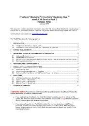 3 Important Technical Information – PLEASE READ - sensable