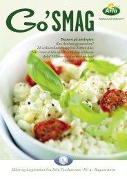 Go' Smag til Kantine - Arla Foodservice