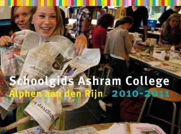 Schoolgids Ashram College