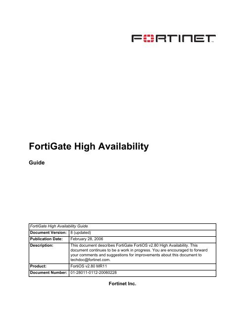 Fortigate Add Ha Member