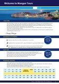 COACH HOLIDAyS - Mangan Tours - Page 3