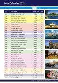 COACH HOLIDAyS - Mangan Tours - Page 5