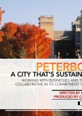 a city that's sustainable for the future - City of Peterborough - Page 2
