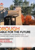a city that's sustainable for the future - City of Peterborough - Page 3