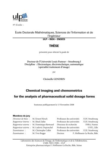 II. Near infrared spectroscopy and imaging - MIV