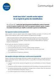 Invoke lance Actim 5, nouvelle version majeure de