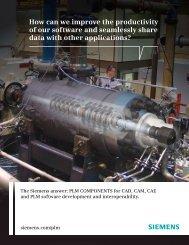 PLM Components Brochure - NX CAM