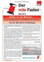 Der Rote Faden - Elbmarsch -