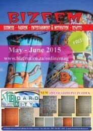 Soweto  Business Magazine May/June 2015