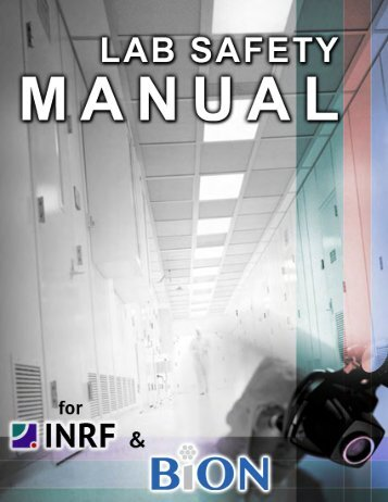 Download Lab Safety Manual - Integrated Nanosystems Research ...