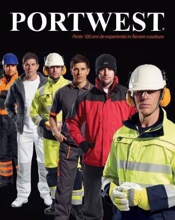 Echipamente pentru protecția muncii PORTWEST