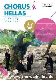 Chorus hellas 2013