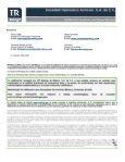 Sociedad Operadora Actinver, S.A. de C.V. - Page 6