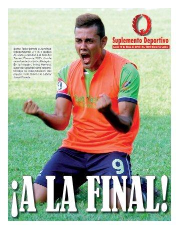 Suplemento Deportivo 18 de Mayo de 2015