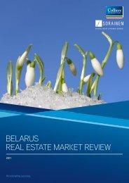 BELARUS REAL ESTATE MARKET REVIEW - Colliers International