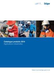 Catalogue produits 2014 Applications industrielles