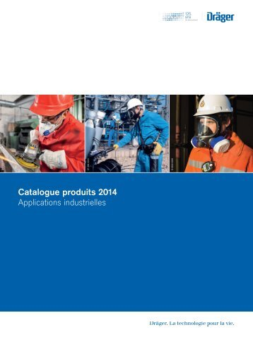 Catalogue produits 2014 Applications industrielles