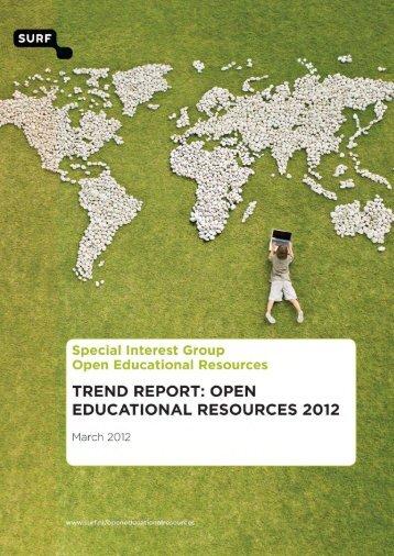 trendrapport OER 2012_10042012 (ENGELS LR)