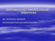 Enfermedades Inmunologicas Digestivas - Asociación de ...