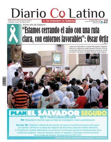 Edición 25 de Mayo de 2015