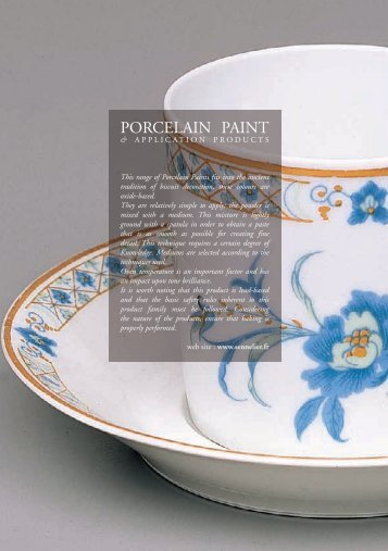 PORCELAIN PAINT