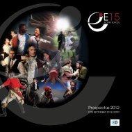 On-Line Prospectus - East 15 Acting  School