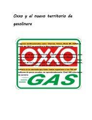 Oxxo y el nuevo territorio de gasolinera