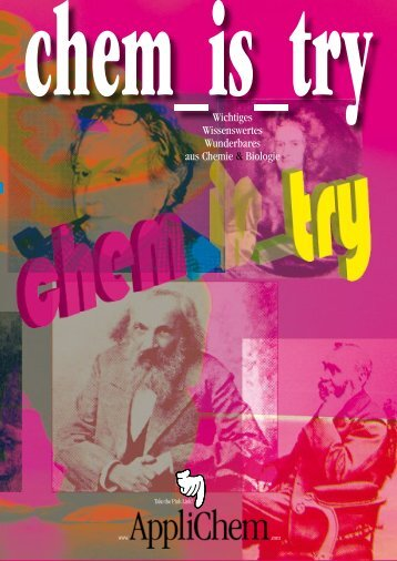 Wissenswertes zum Nachschlagen aus der Chemie und Biologie