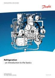 Refrigeration - an introduction to the basics - Danfoss