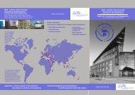 IEEM - Institut für Umwelttechnik und Management an der ...