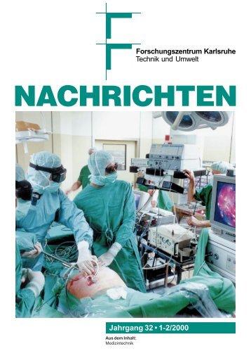 Minimal invasive Herzchirurgie - FZK