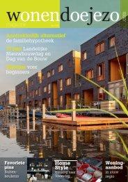 WonenDoeJeZo Noord-Oost Nederland, editie Juni 2015
