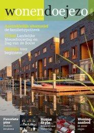 WonenDoeJeZo Noord-West Nederland, editie Juni 2015