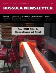 RUSSULA NEWSLETTER No. 11