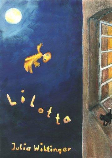 Kinderbuch Lilotta von Julia Wiltinger