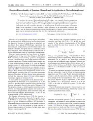 Shannon Dimensionality of Quantum Channels and Its Application ...