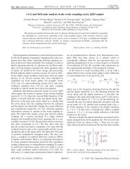 CNOT and Bell-state analysis in the weak-coupling cavity QED regime