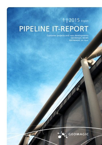 PIPELINE IT-REPORT 01-2015, English